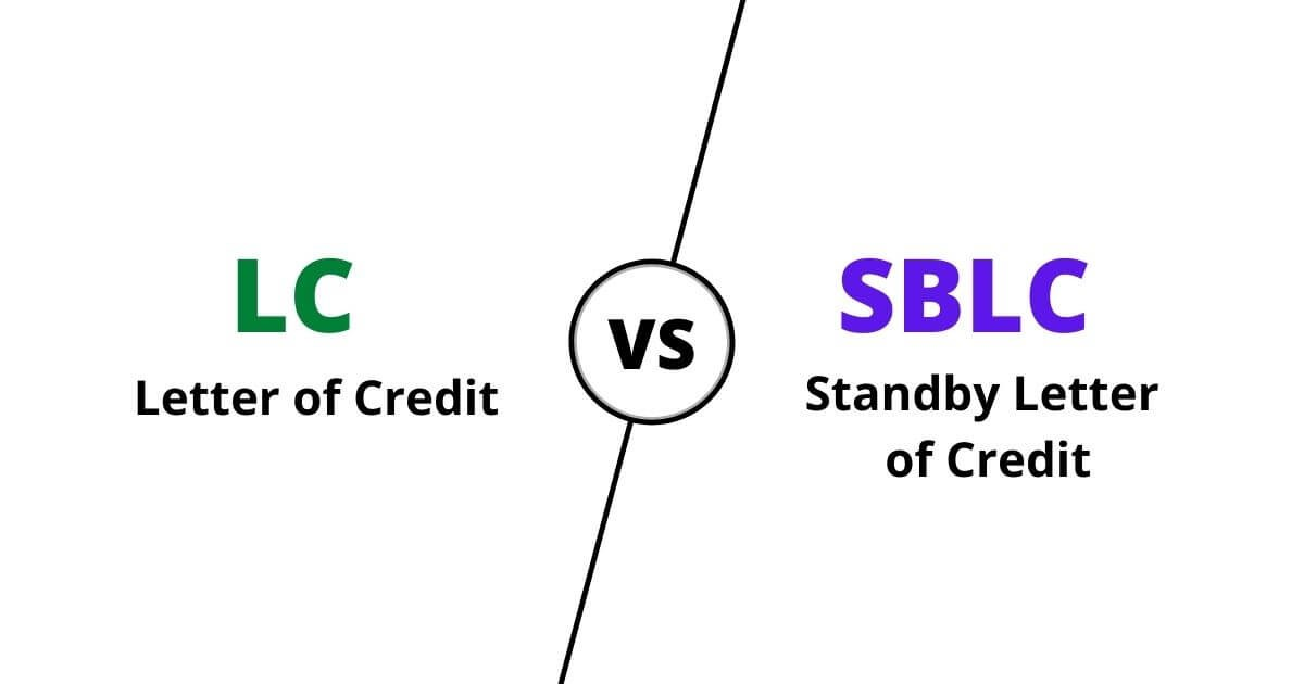 difference-between-standby-lc-and-letter-of-credit