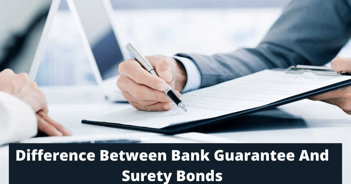 how-surety-bonds-are-different-from-bank-guarantees